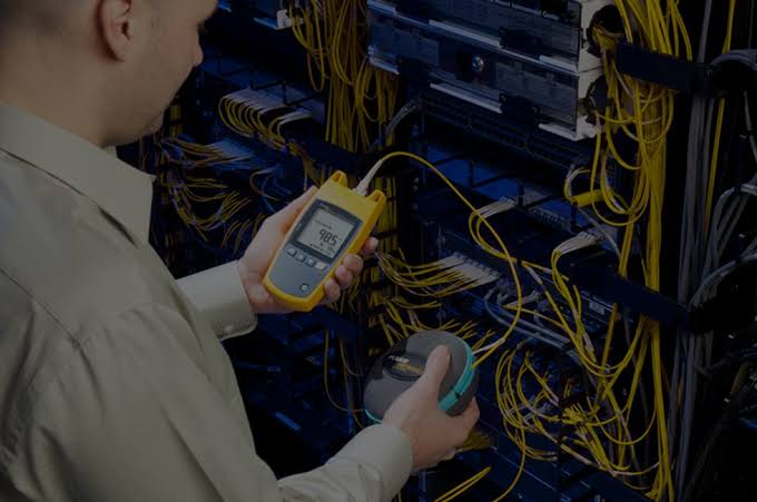 What does cable termination mean