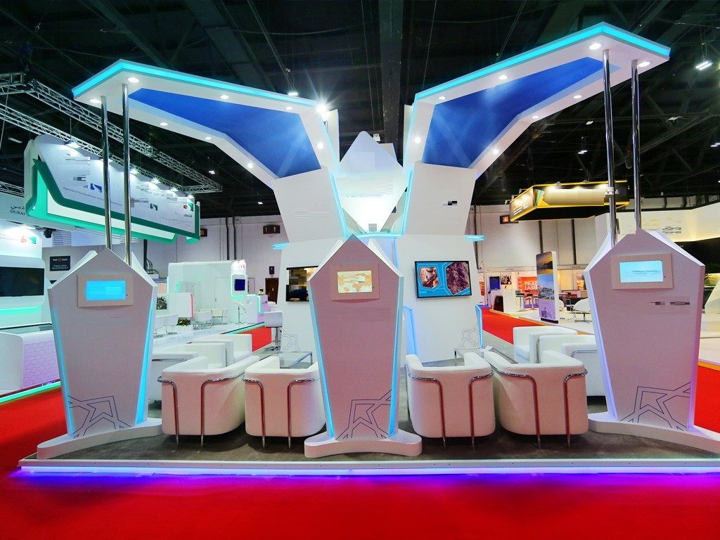 Avail the Best Exhibition Stand for an Affordable Price with Black Mrkt