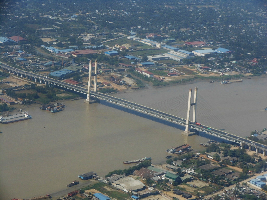 Aim At Growing Infrastructure Projects Myanmar